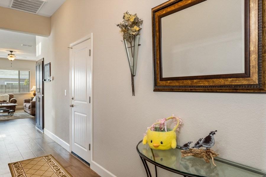 Real Estate Photography - 2901 Laredo Dr, Rocklin, CA, 95765 - Entryway