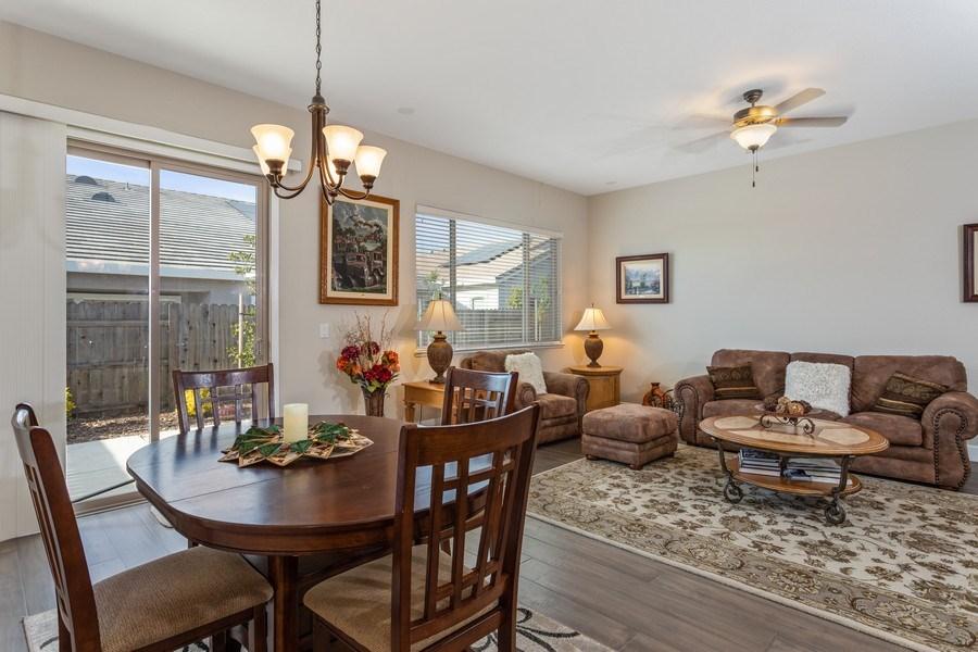 Real Estate Photography - 2901 Laredo Dr, Rocklin, CA, 95765 - Living Room / Dining Room