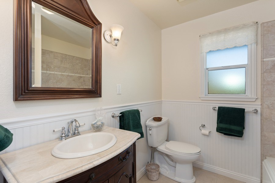Real Estate Photography - 6810 Casa Vista Drive, Loomis, CA, 95650 - Master Bathroom
