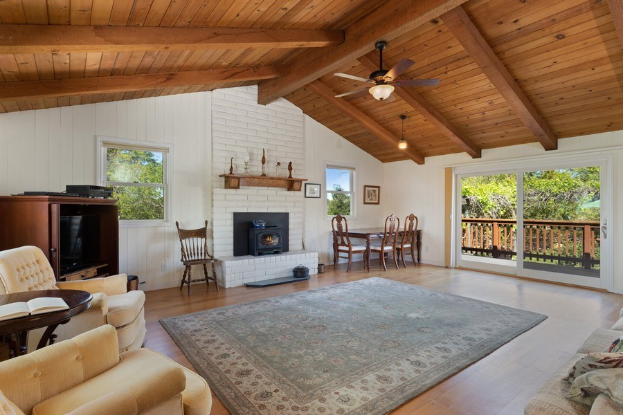 Real Estate Photography - 6810 Casa Vista Drive, Loomis, CA, 95650 - Living Room