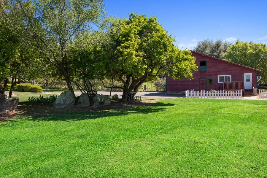 Real Estate Photography - 6810 Casa Vista Drive, Loomis, CA, 95650 - Back Yard