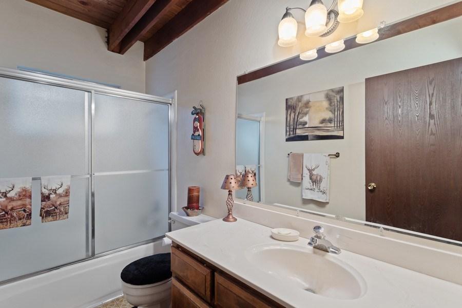 Real Estate Photography - 40980 Skyline Dr, Emigrant Gap, CA, 95715 - Bathroom