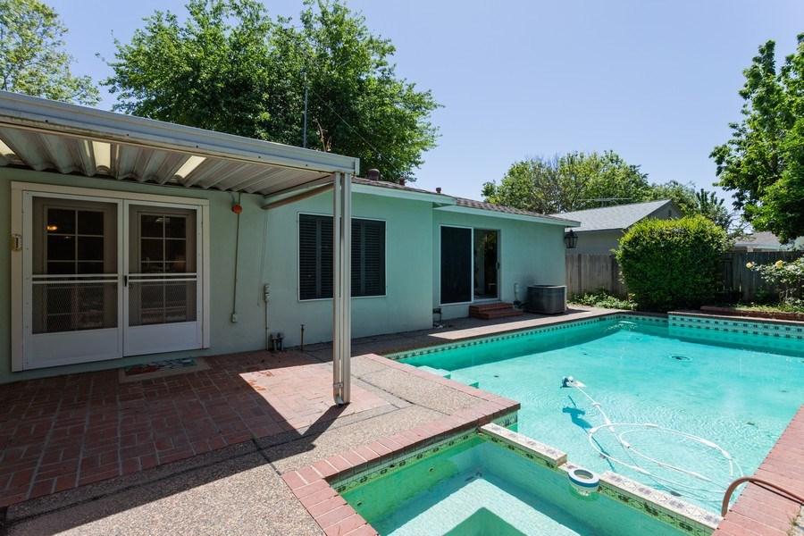 Real Estate Photography - 8539 La Riviera Dr, Sacramento, CA, 95826 - Patio off Family Rm-Perfect summer entertainment!
