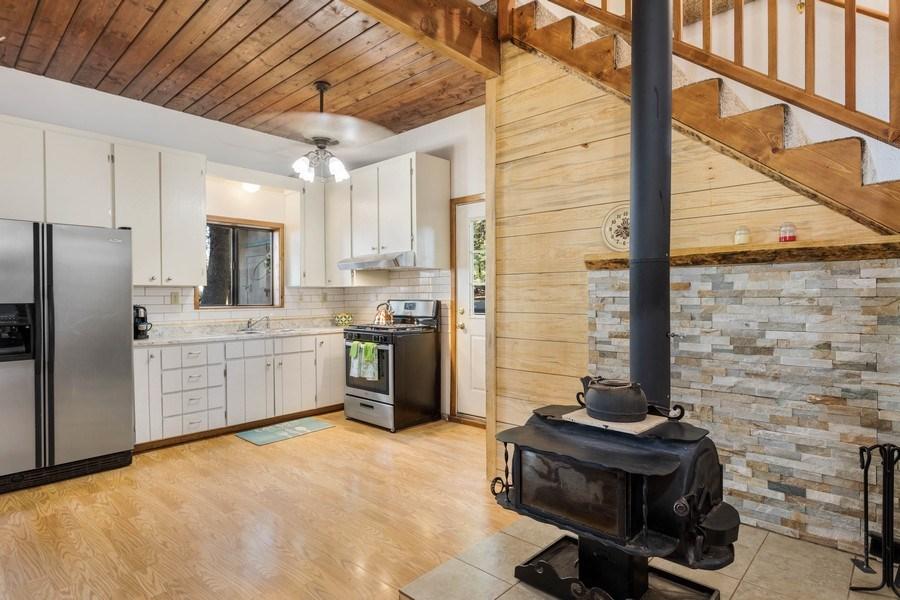 Real Estate Photography - 35835 Culberson Road, Alta, CA, 95701 - Kitchen