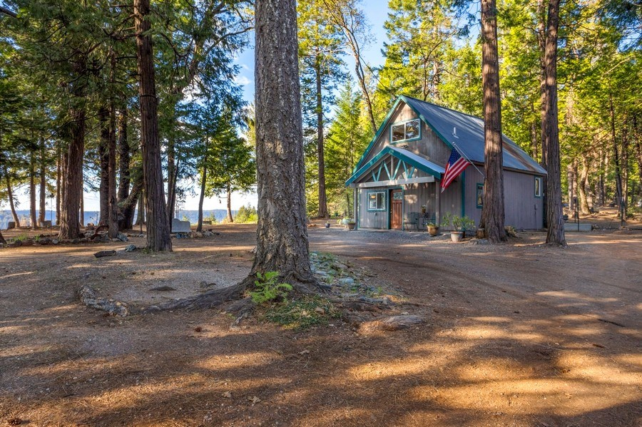 Real Estate Photography - 35835 Culberson Road, Alta, CA, 95701 - Front View