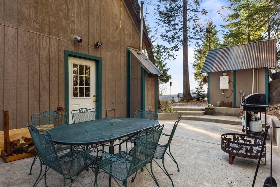 Real Estate Photography - 35835 Culberson Road, Alta, CA, 95701 - Patio