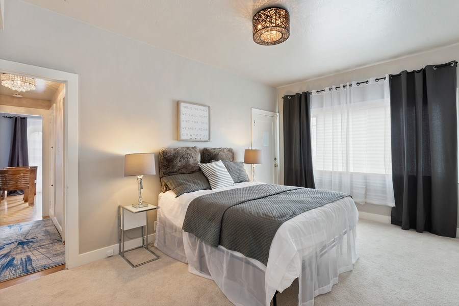 Real Estate Photography - 3172 T Street, Sacramento, CA, 95816 - 2nd Bedroom