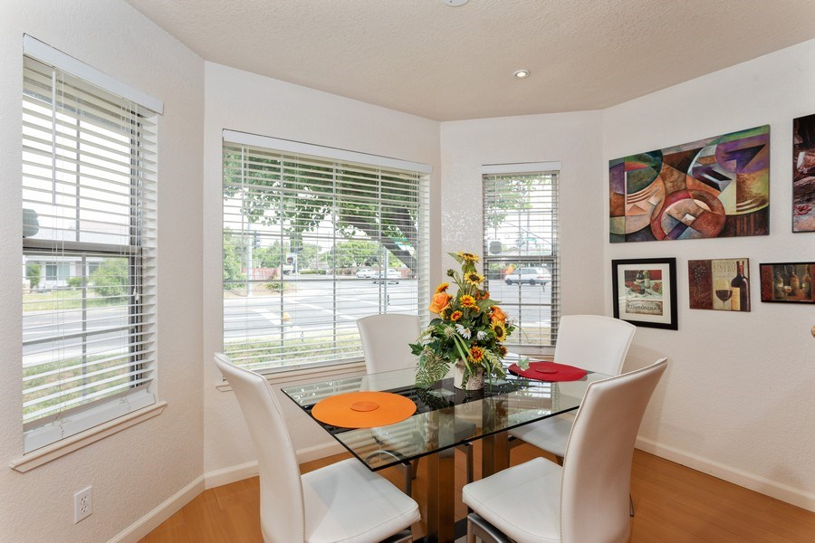 Real Estate Photography - 4570 Armadale Way, Sacramento, CA, 95823 - Dining Room