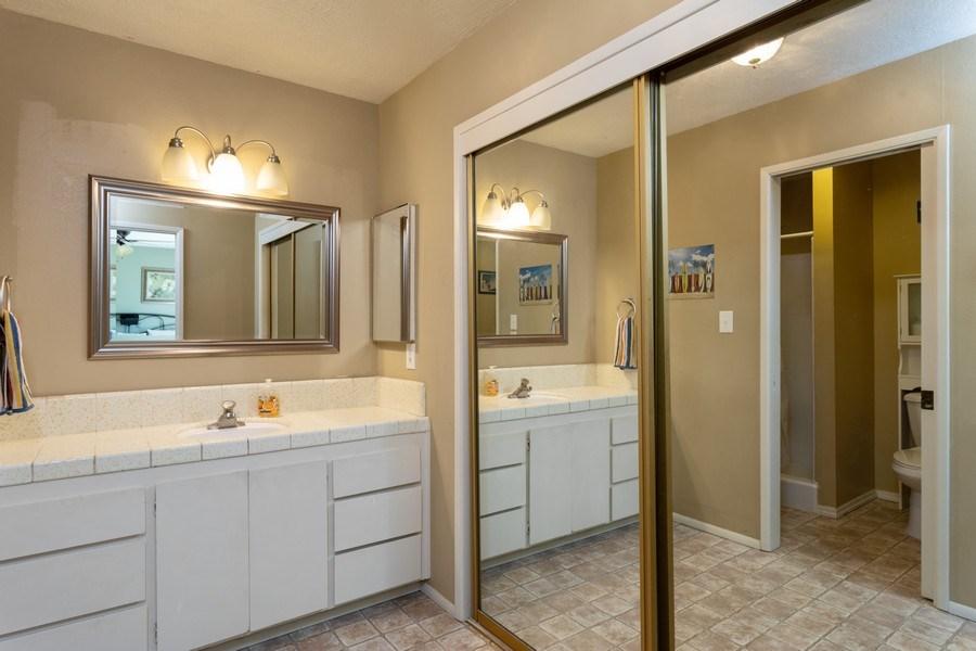 Real Estate Photography - 1370 Wesley Lane, Auburn, CA, 95603 - Master Bathroom