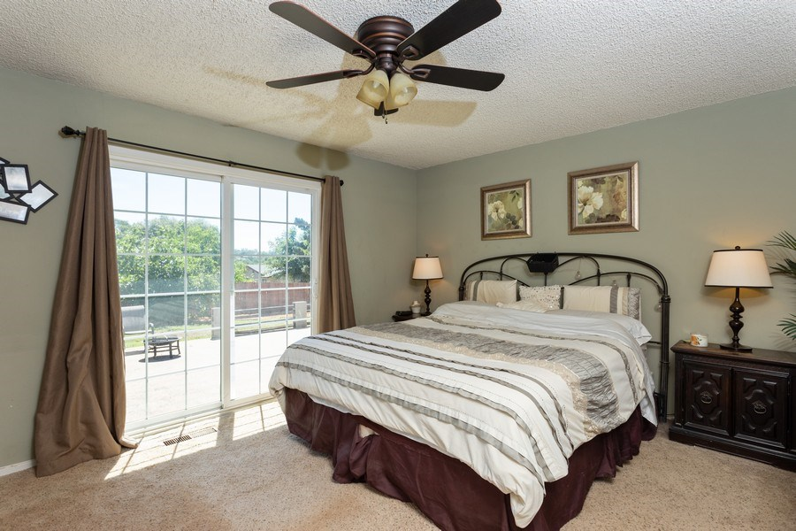 Real Estate Photography - 1370 Wesley Lane, Auburn, CA, 95603 - Master Bedroom