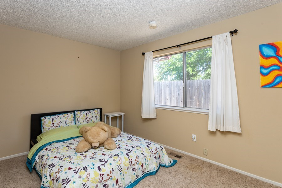 Real Estate Photography - 1370 Wesley Lane, Auburn, CA, 95603 - 3rd Bedroom