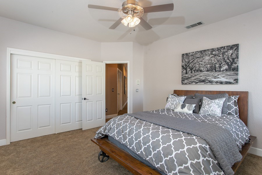 Real Estate Photography - 146 Tomlinson Drive, Folsom, CA, 95630 - 3rd Bedroom