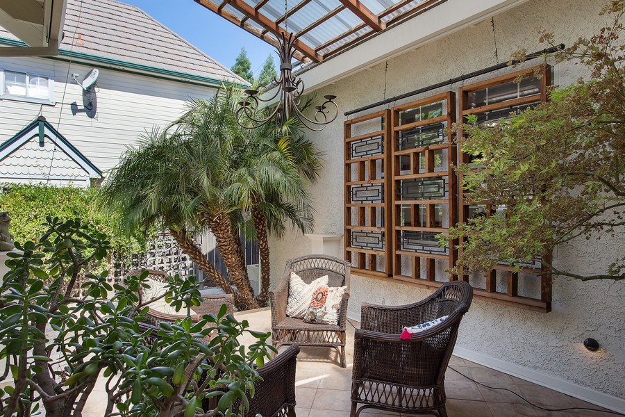 Real Estate Photography - 146 Tomlinson Drive, Folsom, CA, 95630 - Courtyard