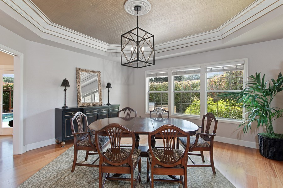 Real Estate Photography - 146 Tomlinson Drive, Folsom, CA, 95630 - Dining Room