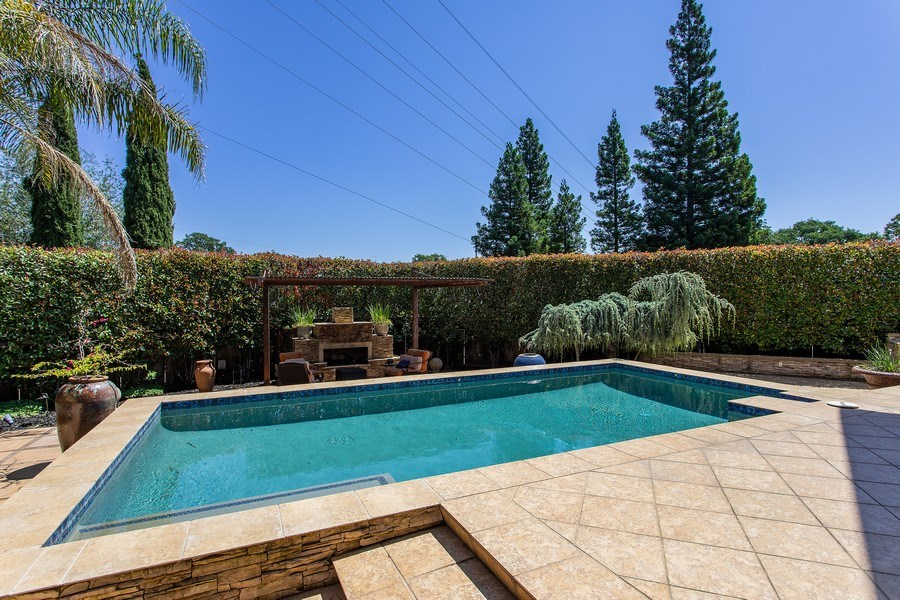Real Estate Photography - 146 Tomlinson Drive, Folsom, CA, 95630 - Pool