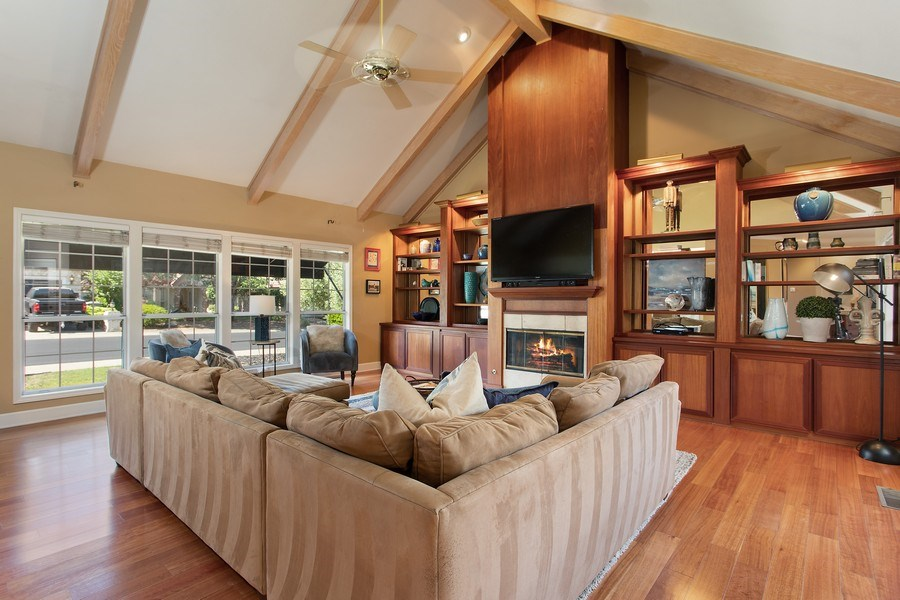 Real Estate Photography - 146 Tomlinson Drive, Folsom, CA, 95630 - Family Room