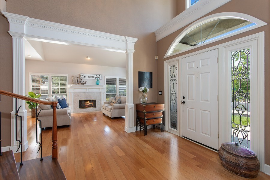 Real Estate Photography - 146 Tomlinson Drive, Folsom, CA, 95630 - Foyer