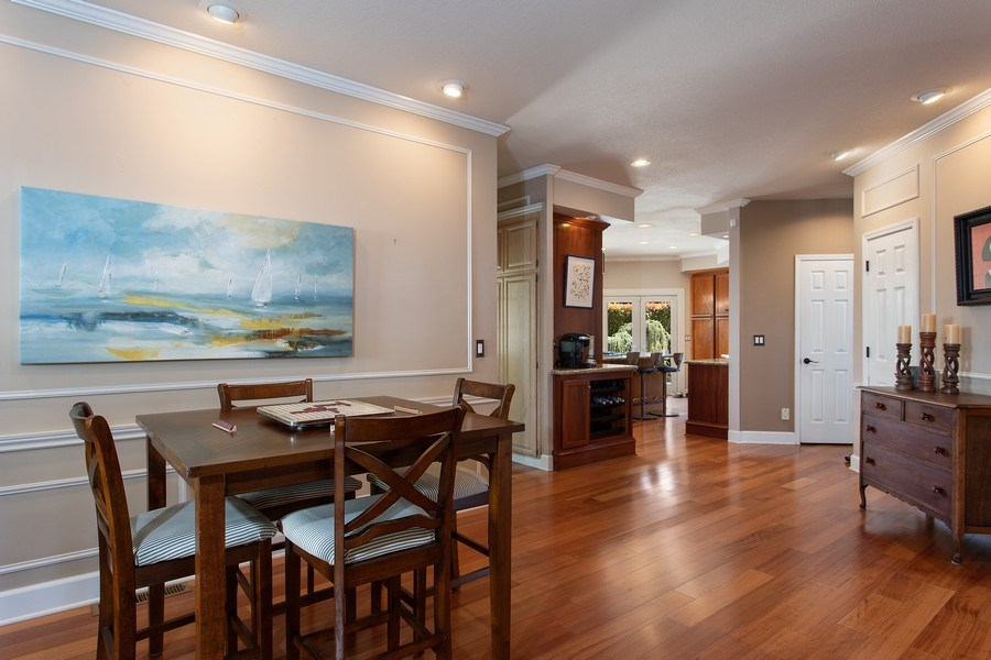 Real Estate Photography - 146 Tomlinson Drive, Folsom, CA, 95630 - Dining Area