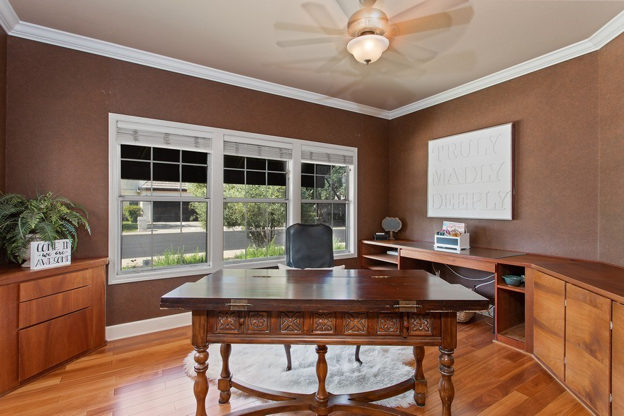 Real Estate Photography - 146 Tomlinson Drive, Folsom, CA, 95630 - Office