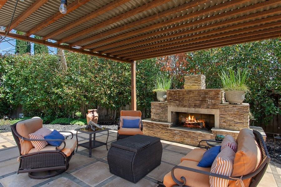 Real Estate Photography - 146 Tomlinson Drive, Folsom, CA, 95630 - Patio