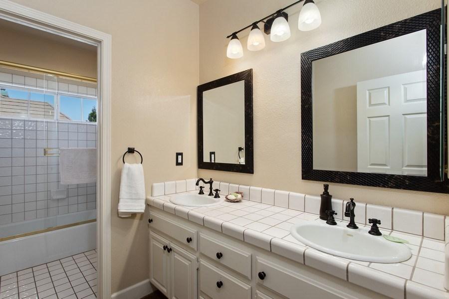 Real Estate Photography - 146 Tomlinson Drive, Folsom, CA, 95630 - 2nd Bathroom