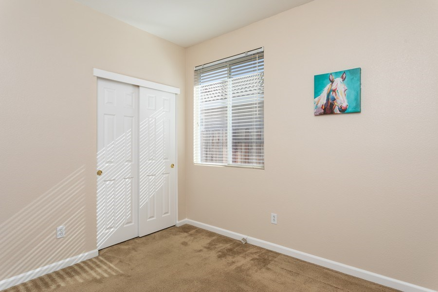 Real Estate Photography - 2799 Meadowland Way, Lincoln, CA, 95648 - 3rd Bedroom