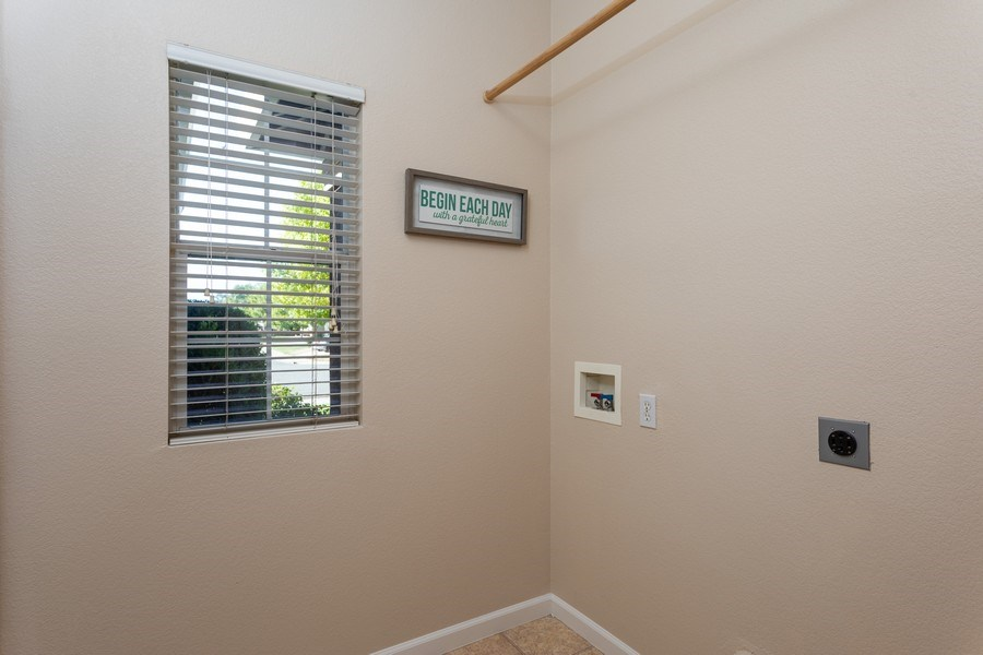 Real Estate Photography - 2799 Meadowland Way, Lincoln, CA, 95648 - Laundry Room