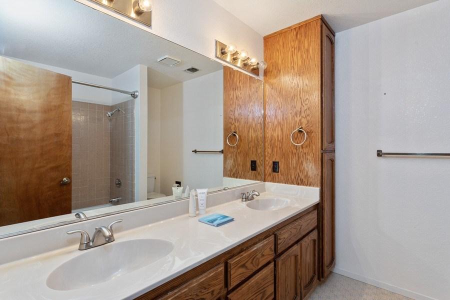 Real Estate Photography - 12500 Erin Dr, Auburn, CA, 95603 - Master Bathroom