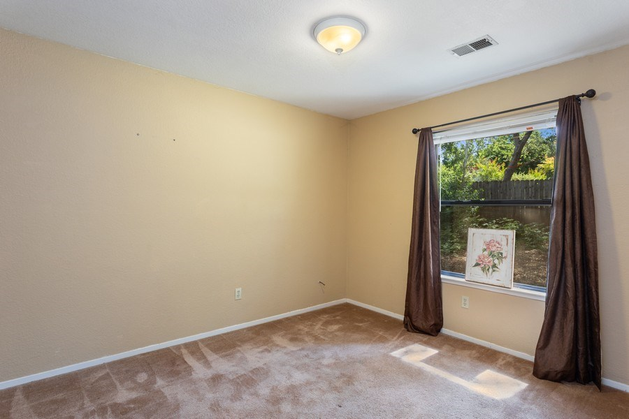 Real Estate Photography - 12500 Erin Dr, Auburn, CA, 95603 - 4th Bedroom