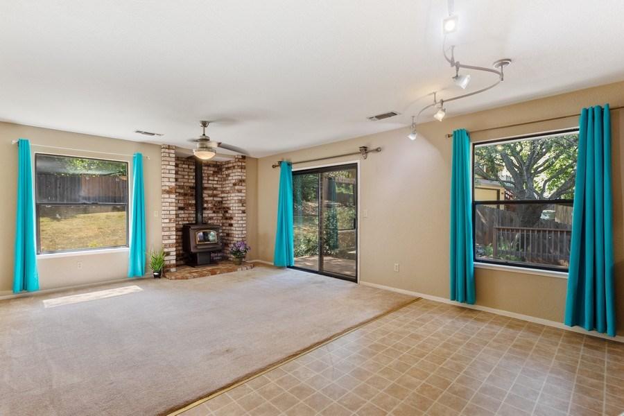 Real Estate Photography - 12500 Erin Dr, Auburn, CA, 95603 - Family Room