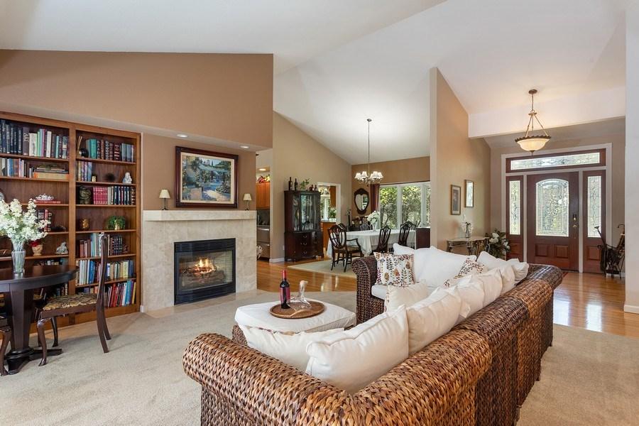 Real Estate Photography - 13485 Moss Rock Drive, Auburn, CA, 95602 - Living Room