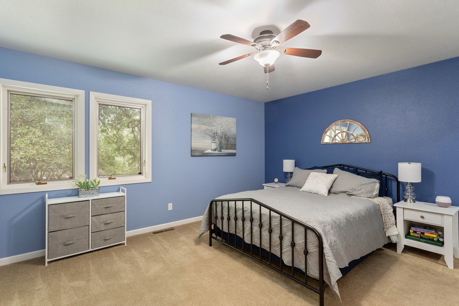 Real Estate Photography - 13485 Moss Rock Drive, Auburn, CA, 95602 - 3rd Bedroom