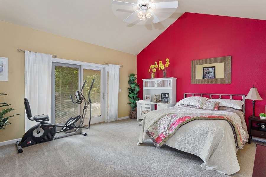 Real Estate Photography - 13485 Moss Rock Drive, Auburn, CA, 95602 - 5th Bedroom