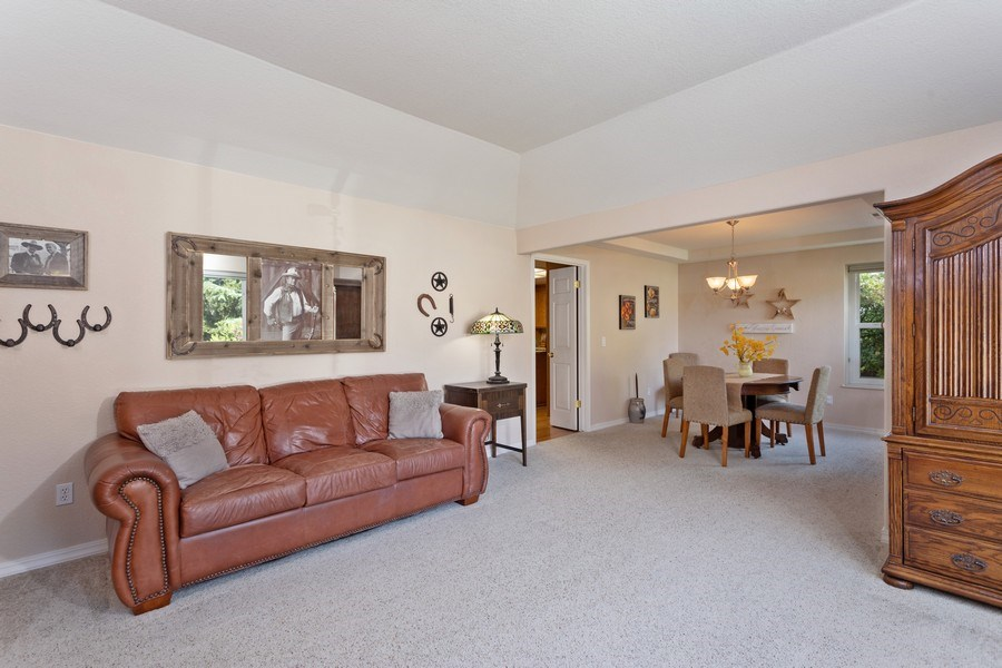Real Estate Photography - 2639 Emmet Dr., Auburn, CA, 95603 - Living Room