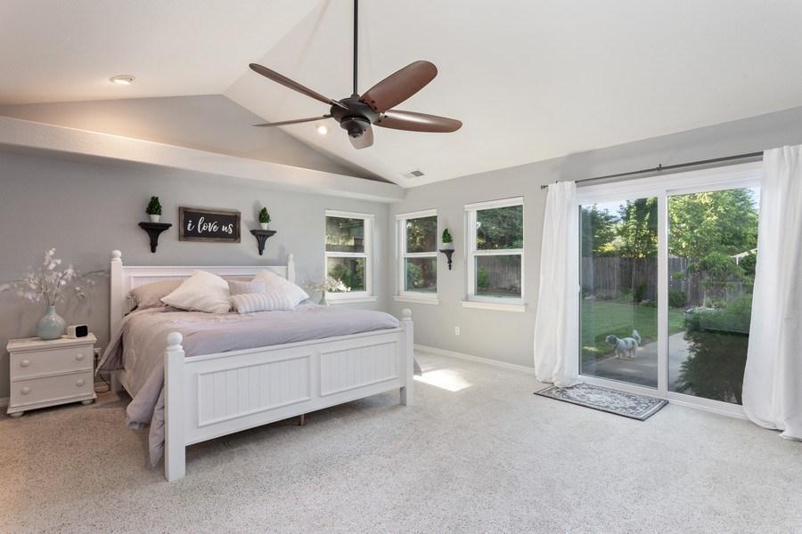 Real Estate Photography - 2639 Emmet Dr., Auburn, CA, 95603 - Master Bedroom
