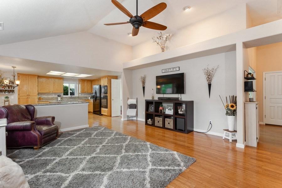 Real Estate Photography - 2639 Emmet Dr., Auburn, CA, 95603 - Family Room
