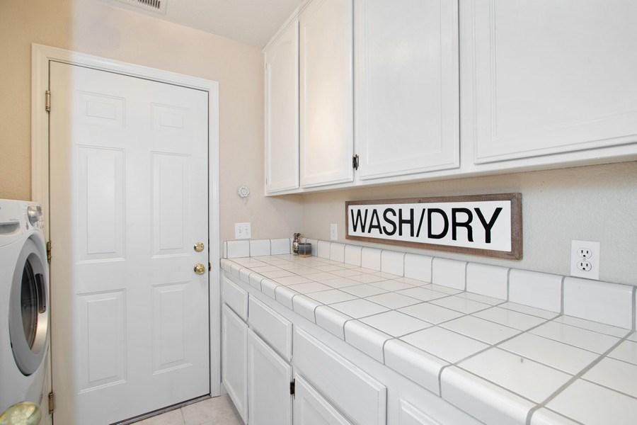 Real Estate Photography - 2639 Emmet Dr., Auburn, CA, 95603 - Laundry Room
