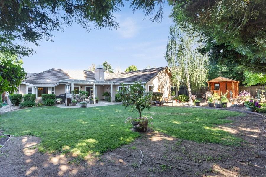 Real Estate Photography - 2639 Emmet Dr., Auburn, CA, 95603 - Rear View