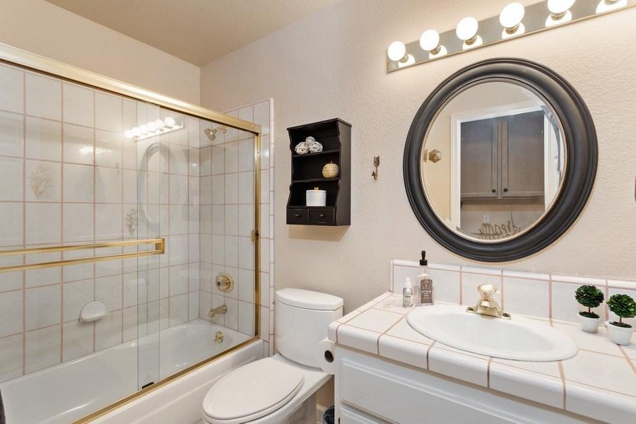 Real Estate Photography - 2639 Emmet Dr., Auburn, CA, 95603 - Bathroom