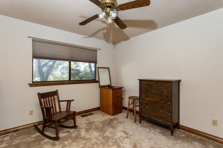 Real Estate Photography - 12521 Incline Drive, Auburn, CA, 95603 - 3rd Bedroom