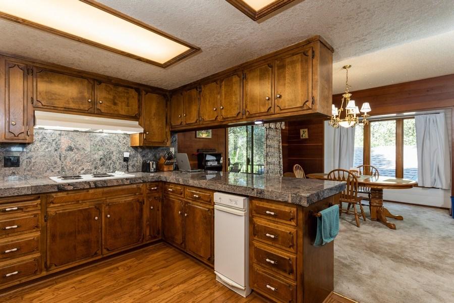 Real Estate Photography - 12521 Incline Drive, Auburn, CA, 95603 - Kitchen