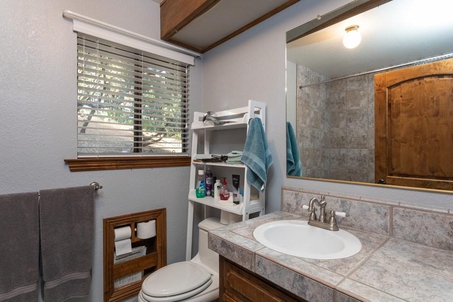 Real Estate Photography - 12521 Incline Drive, Auburn, CA, 95603 - Bathroom