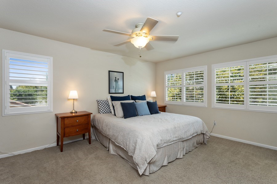 Real Estate Photography - 760 Elston Circle, Woodland, CA, 95776 - Master Bedroom