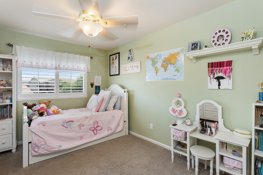 Real Estate Photography - 760 Elston Circle, Woodland, CA, 95776 - 3rd Bedroom