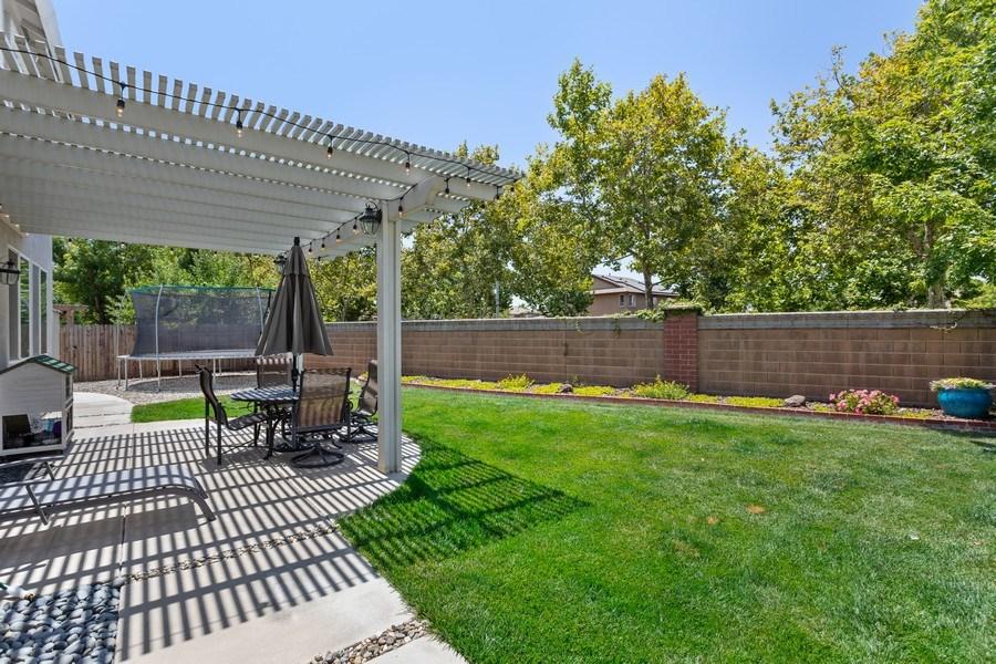 Real Estate Photography - 760 Elston Circle, Woodland, CA, 95776 - Back Yard