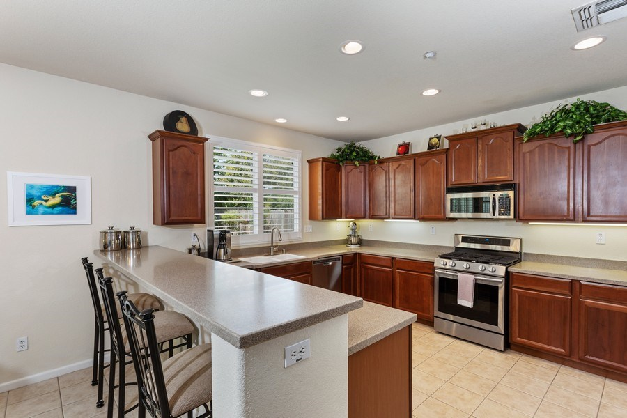 Real Estate Photography - 760 Elston Circle, Woodland, CA, 95776 - Kitchen