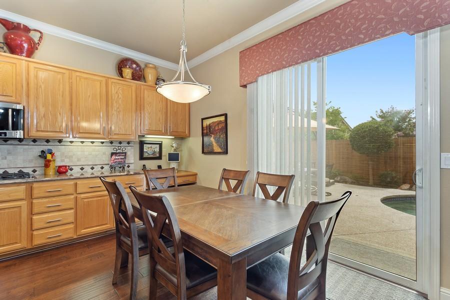 Real Estate Photography - 1809 San Carlos Cir, Roseville, CA, 95747 - Dining Area 2