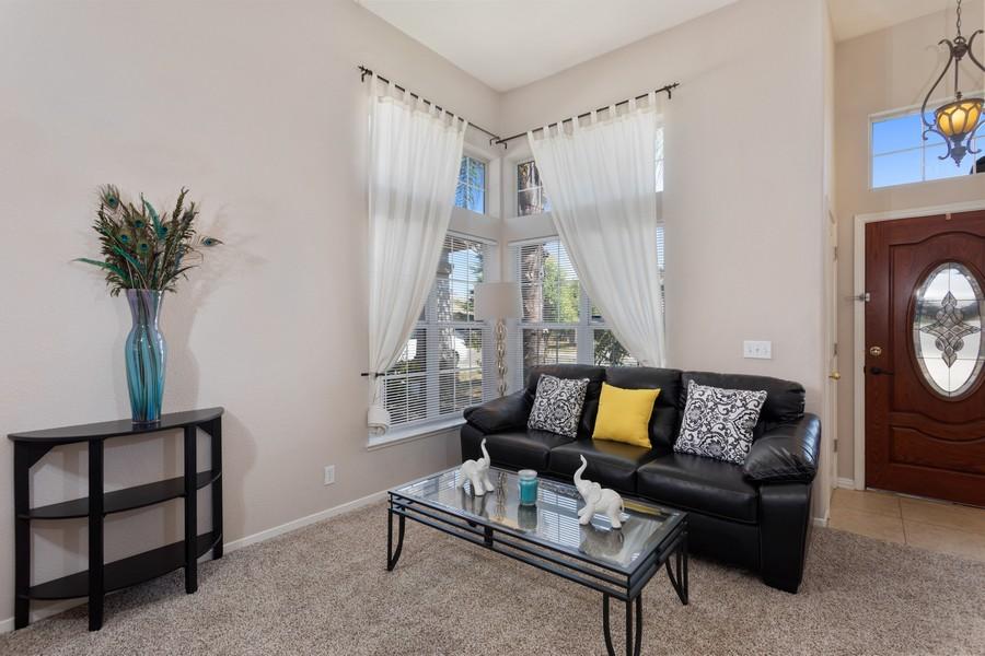 Real Estate Photography - 8438 Patmon Dr, Elk Grove, CA, 95624 - Living Room