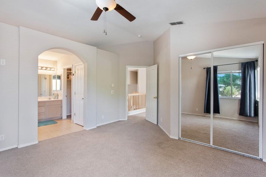 Real Estate Photography - 8438 Patmon Dr, Elk Grove, CA, 95624 - Master Bedroom
