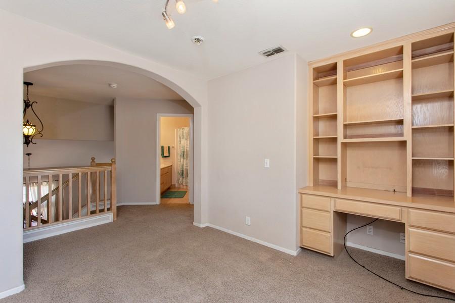 Real Estate Photography - 8438 Patmon Dr, Elk Grove, CA, 95624 - Den